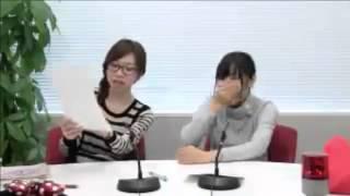 佐倉綾音と矢作紗友里が悶絶!【ちょろい】に放送禁止ギリギリの伝説の曲が誕生!