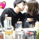【イチャイチャ】お酒飲んだらやばくなるカップルがたくさん呑んだら大変なことに…