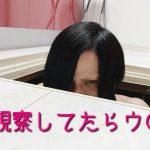 【観察】床下に隠れて嫁を…#衝撃#モニタリング#夫婦#カップル