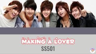 [日本語カナルビ] Making a Lover SS501 花より男子(韓国版)OST