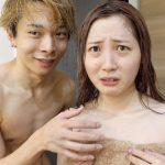 【入浴】カップルで3日ぶりのお風呂に入りながら妊娠疑惑について話してみた【ふくれな】【M君】