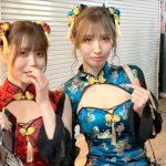 【神回】渋谷ハロウィンで浮かれたコスプレ娘をナンパしてそのまま…
