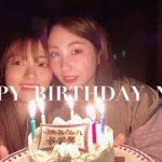 【同性カップル】彼女の誕生日を全力でお祝いしてきました【サプライズ】
